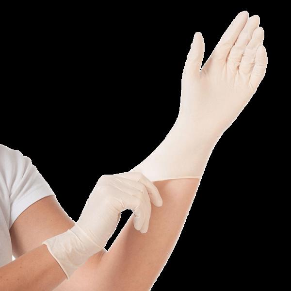 Handschuhe LATEX, Gr. L