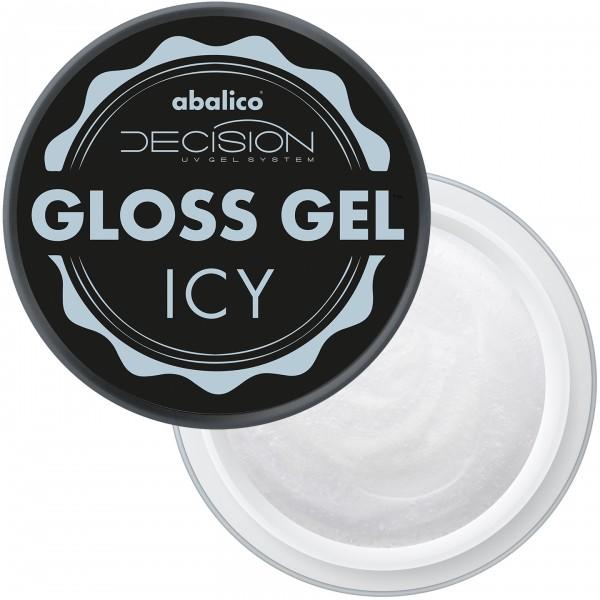 DECISION GLOSS GEL ICY Gloss-Gel
