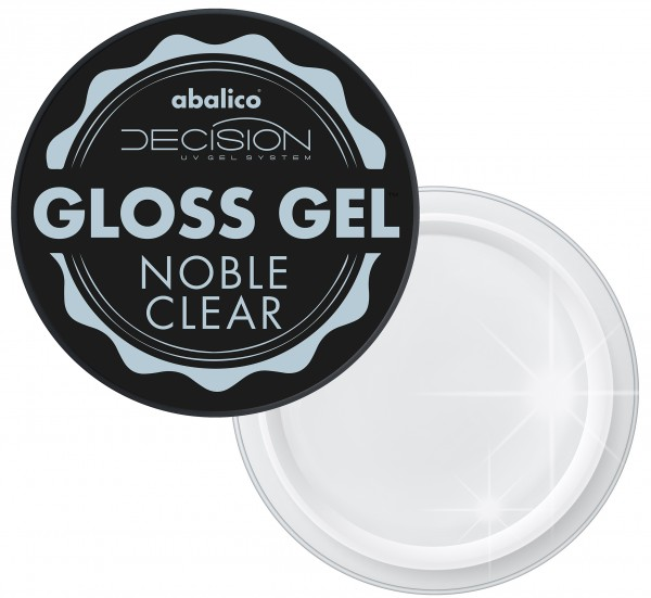 DECISION NOBLE CLEAR Gloss-Gel