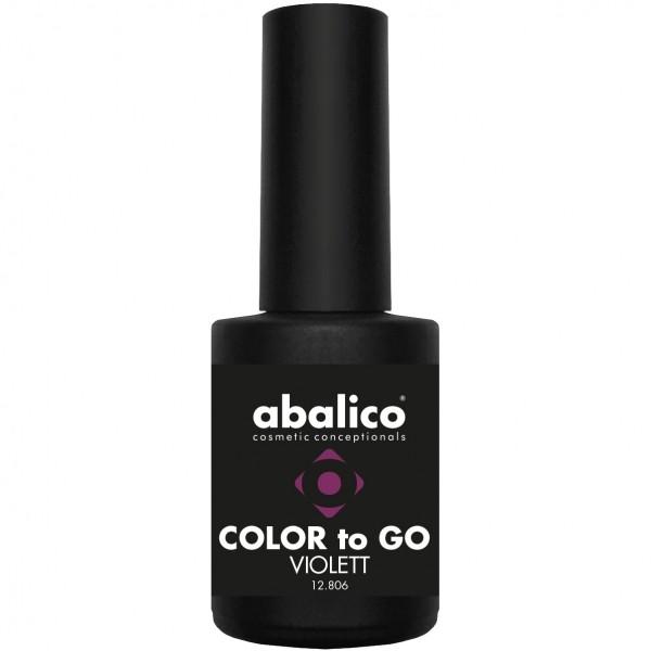 Color to go Gel Violett