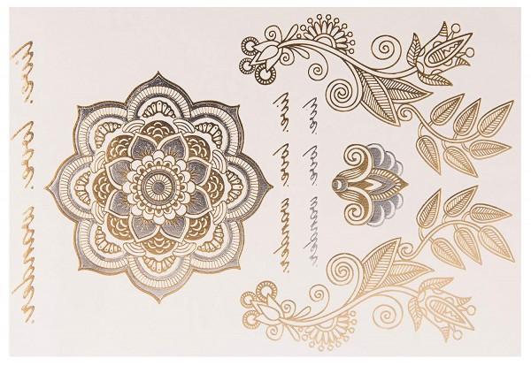 Tattoo Orient Flower