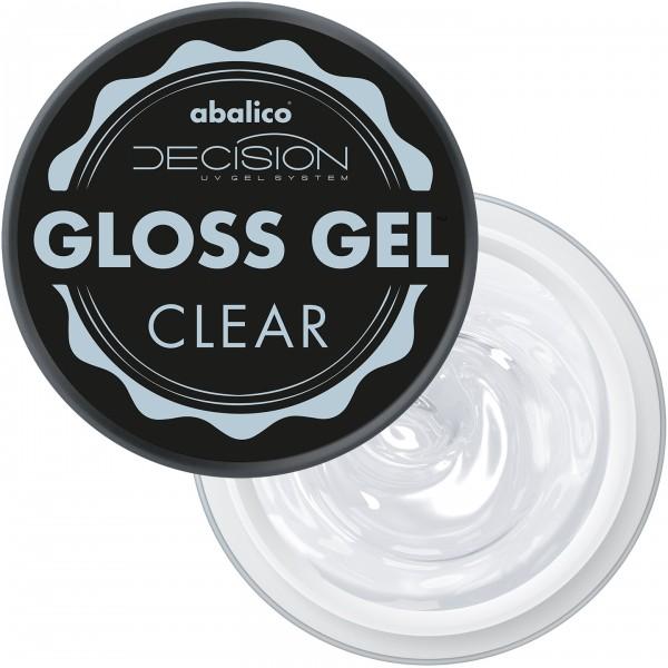 DECISION GLOSS GEL CLEAR Gloss-Gel dick