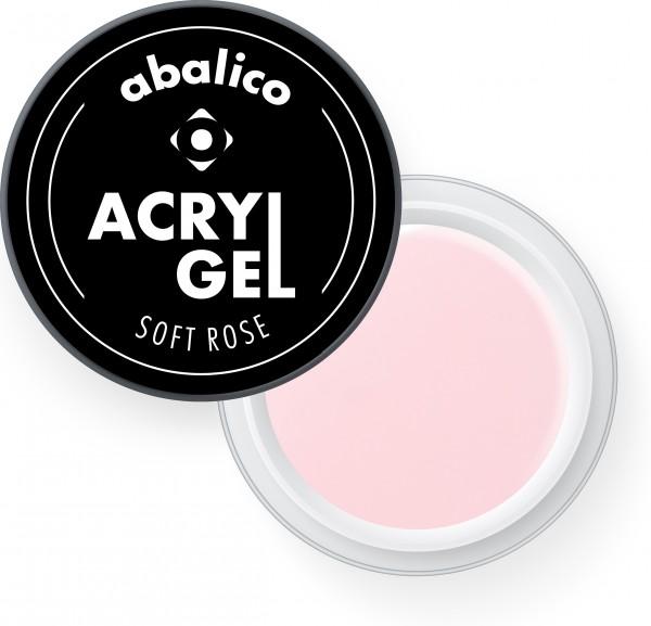 SOFT ROSE abalico Acryl-Gel