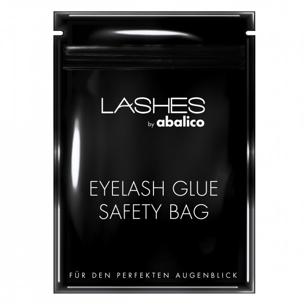 Eyelash Glue Safety Bag