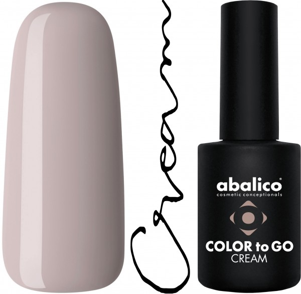 Cream COLOR TO GO Gel UV/LED