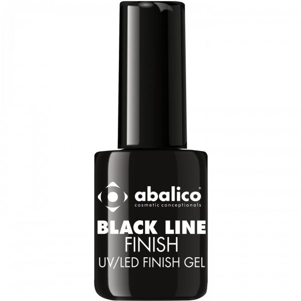 BLACK LINE FINISH Brush Glossy