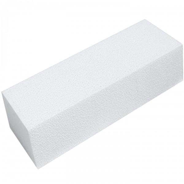 Schleifblock Weiß