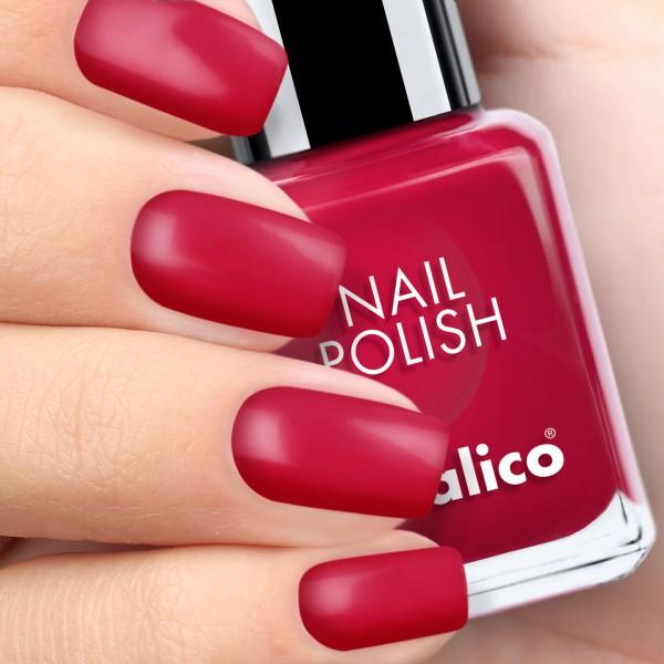 "N° 422 Nail Polish ""RED BERRY"""