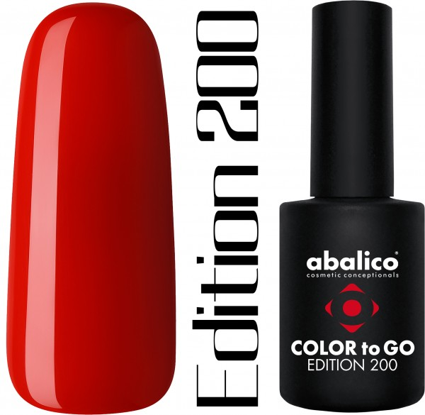 Edition 200 COLOR TO GO Gel UV/LED