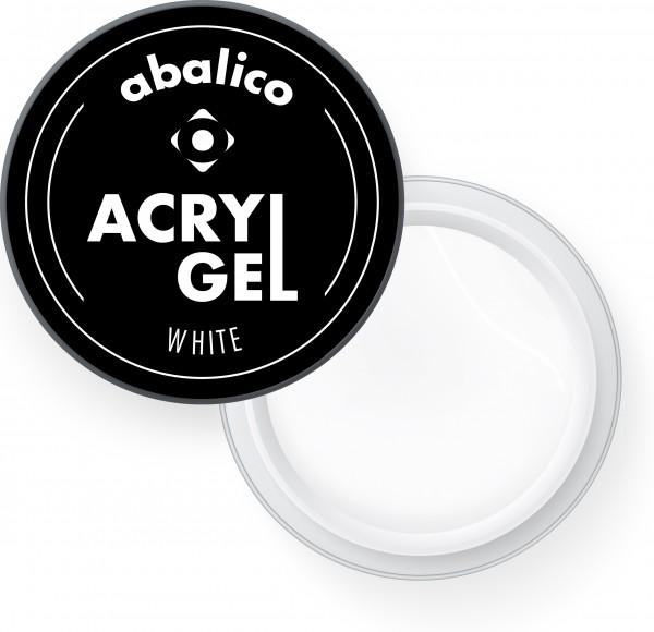 WHITE abalico Acryl-Gel