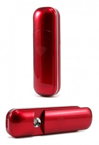 Luftbefeuchter rot