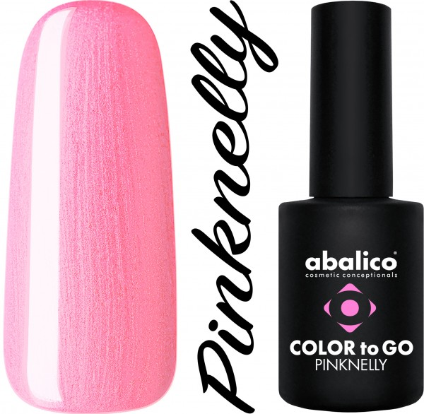Pinknelly COLOR TO GO Gel UV/LED