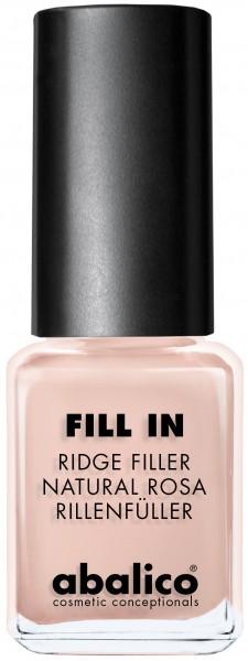 FILL IN NATURAL Rillenfüller Rosé