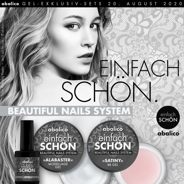 EINFACH SCHÖN – BNS Modellage (Set)