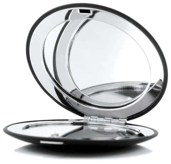 Kosmetik-Taschenspiegel klappbar