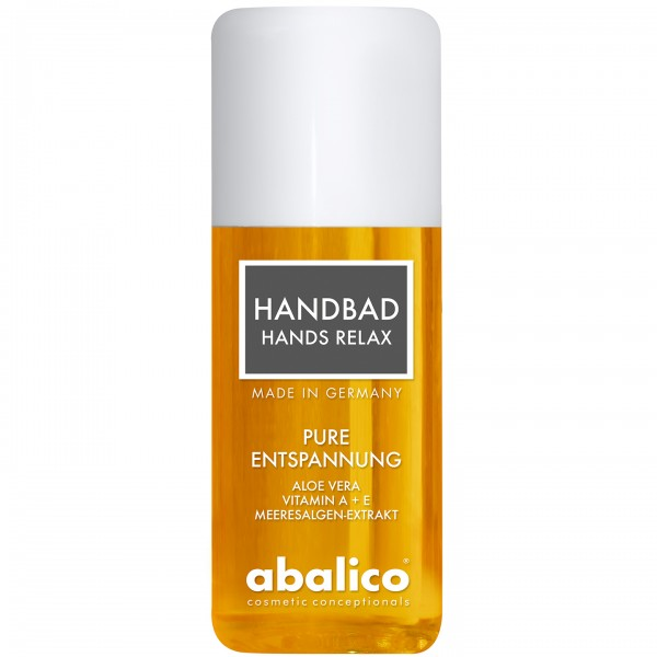 HANDS RELAX Handbad