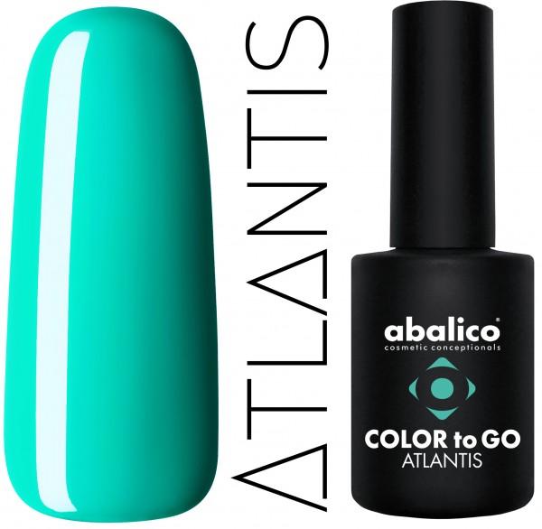 Atlantis COLOR TO GO Gel UV/LED