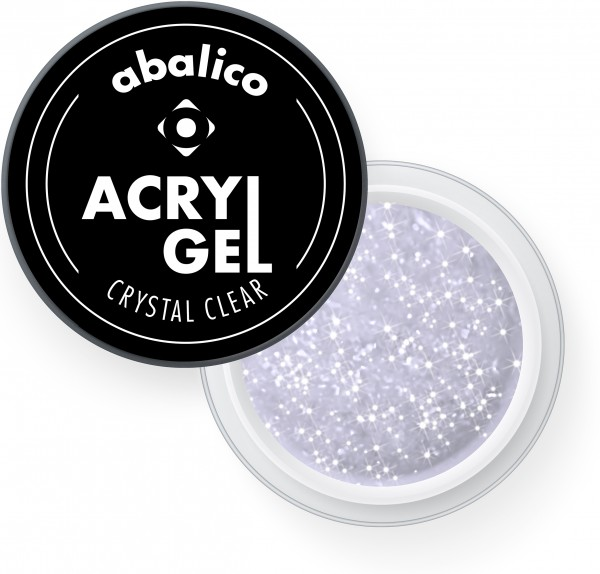 CRYSTAL CLEAR abalico Acryl-Gel