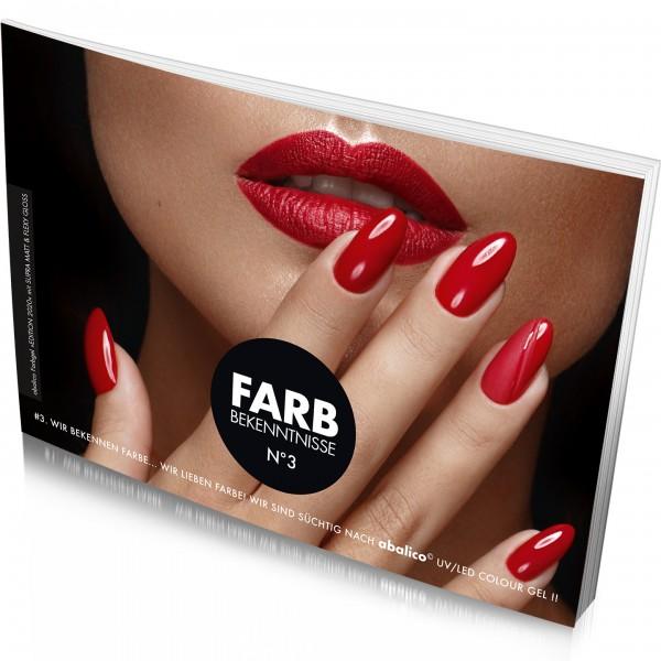 Katalog Farbgel / FARBBEKENNTNISSE N° 3