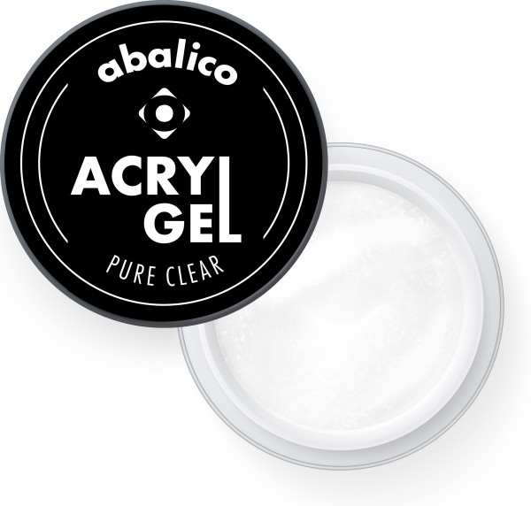 PURE CLEAR abalico Acryl-Gel