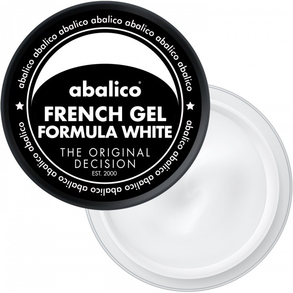 DECISION FORMULA WHITE Frenchgel